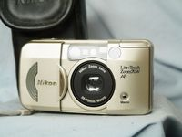 Nikon Lite Touch Zoom 70W AF - Quality Compact Camera-Mint-Tested-